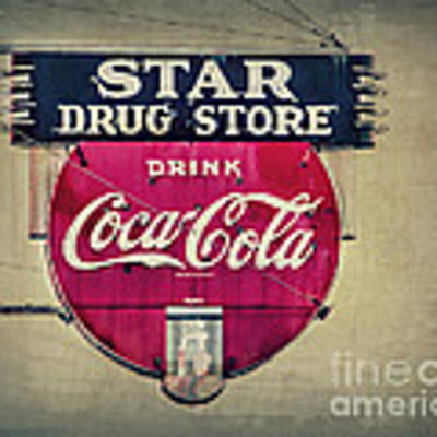 Drug Store Neon Original by Perry Webster