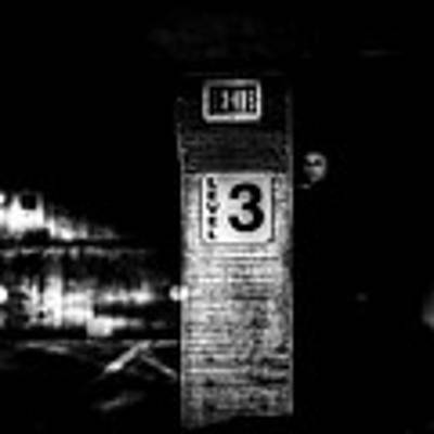 Exit Level 3 Art Print by Bob Orsillo