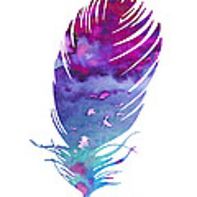 Feather 4 Art Print