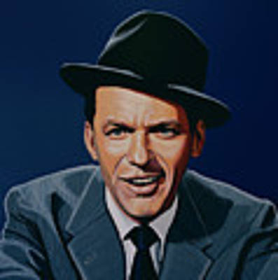 Frank Sinatra Original by Paul Meijering
