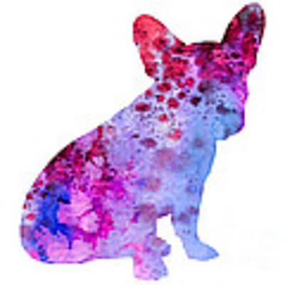 French Bulldog 3 Art Print