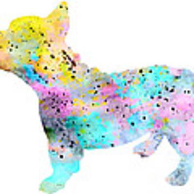 French Bulldog 4 Art Print
