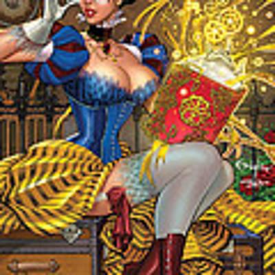 Grimm Fairy Tales 59  Art Print