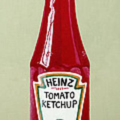 Heinz Ketchup Original by Alacoque Doyle