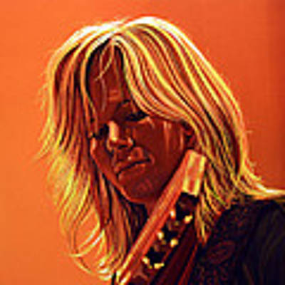 Ilse Delange Painting Original by Paul Meijering