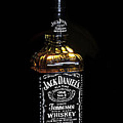 Jack Daniel's Old No. 7 Art Print by James Sage