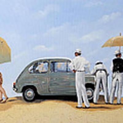 La Seicento Original by Guido Borelli