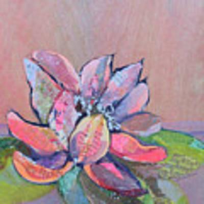 Lotus Iv Art Print