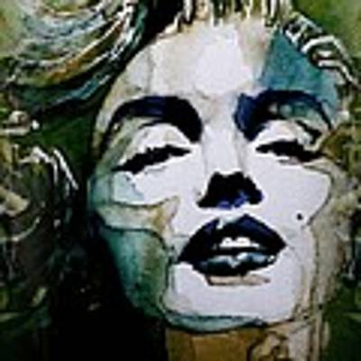Marilyn No10 Art Print