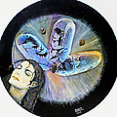 Michael Jackson  Art Print by Augusta Stylianou