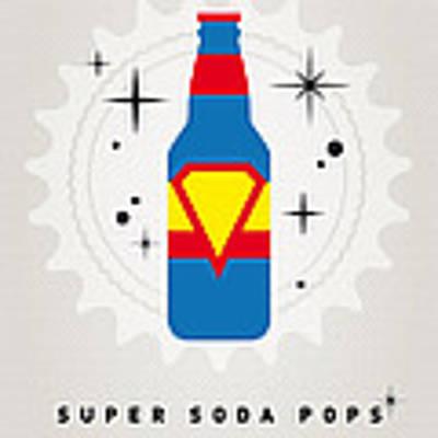 My Super Soda Pops No-05 Art Print