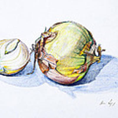 Onions Original by Aaron Spong