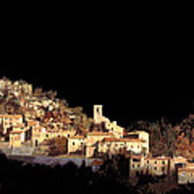 Paesaggio Scuro Original by Guido Borelli