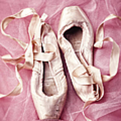 Pink Pirouette Art Print
