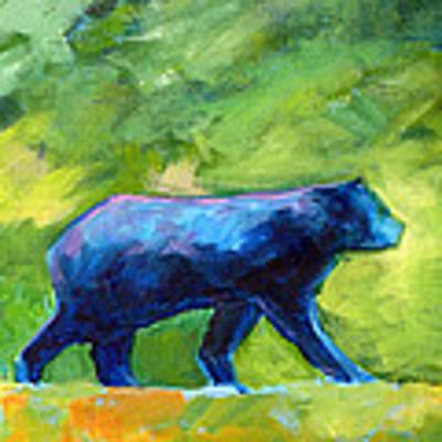 Prowling Original by Nancy Merkle