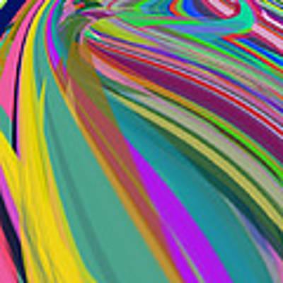 Rush Hour To Sbux Art Print by Stephen Coenen