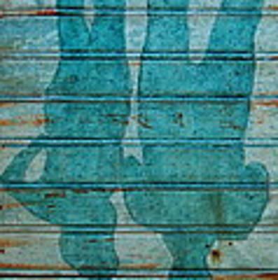 Shoegazers Art Print by Danny Phillips