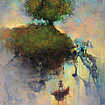 The Hiding Place Original by Joshua Smith