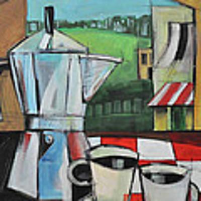 Espresso My Love Art Print