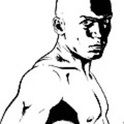 Fighter Original by Giuseppe Cristiano