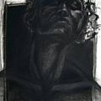 Self Portrait 2008 Art Print by Gabrielle Wilson-Sealy