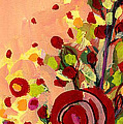 The Wild Roses Art Print