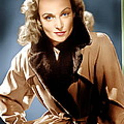 To Be Or Not To Be, Carole Lombard, 1942 Art Print by Everett