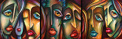 Animated Painting -  ' The View ' by Michael Lang