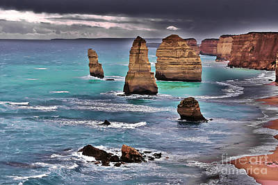 12 Apostles Art Print by Blair Stuart