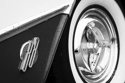 Photograph - '55 Olds 88 by Dennis Hedberg