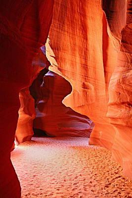 Desert Photograph -  Antelope Canyon 2 by Doug Oriard