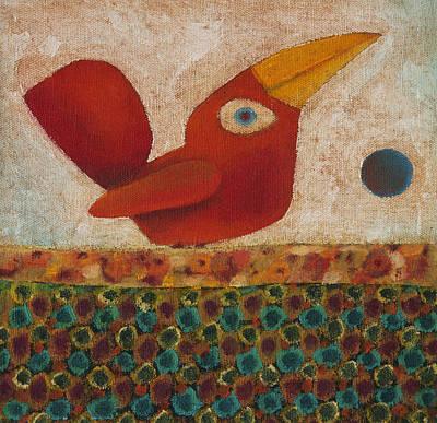 Barba Ruiva - Red Beard Art Print by Rogerio Dias