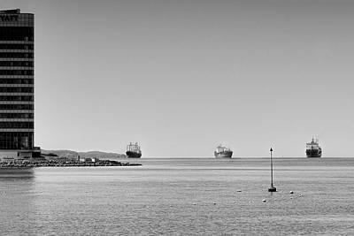 Vladivostok Photograph -  Bay  #2292 by Andrey Godyaykin