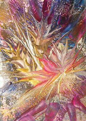 Bllooming Art Print by John Vandebrooke