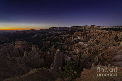 Photograph -  Bryce Amphitheater  by Bitter Buffalo Photography