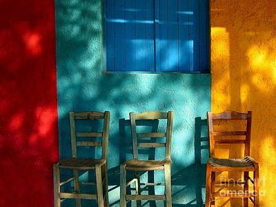 Photograph - '' Color, Color, Color '' by Vassilis Tagoudis