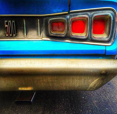 Photograph -  Coronet 500 Rear by Jame Hayes