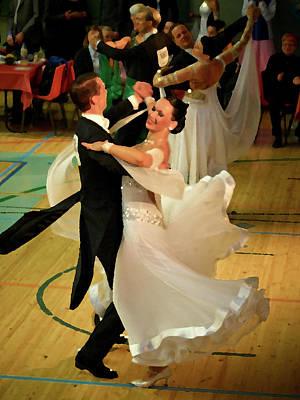 Photograph -  Dance Contest Nr 08 by Jouko Lehto