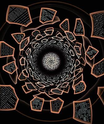 /dev/null Art Print by Anastasiya Malakhova