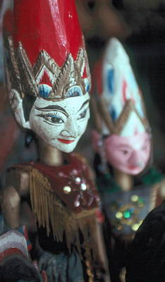 Photograph -  Doll China Market by Douglas Pike