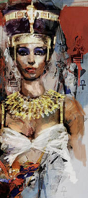 Egyptian Culture 10b Original by Mahnoor shah