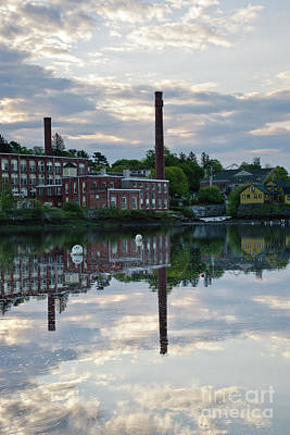 Exeter New Hampshire Usa Art Print by Erin Paul Donovan