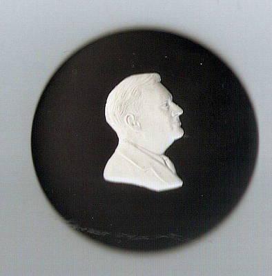 Franklin D. Roosevelt Original by Wedgwood
