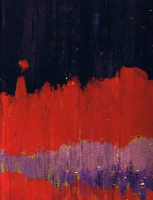 Horizon Unknown Art Print by Anne-Elizabeth Whiteway
