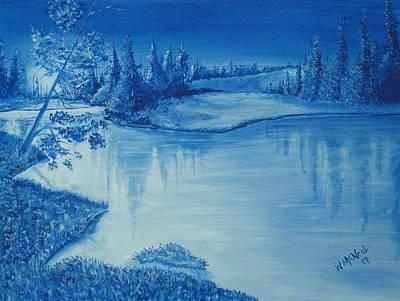 Lake Idaho Paintings (Page #3 of 4) | Fine Art America