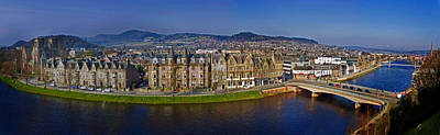 Photograph -  Inverness by Joe Macrae