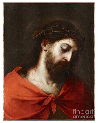 Jesus Painting -  Jesus Christ by Celestial Images