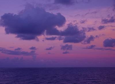 Photograph -   Kauai Sky 2 by Phyllis Spoor