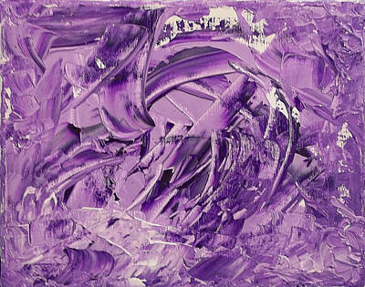 Spiritual Warfare Painting - Chronos To Kairos This Is Your Due Season by Pastor Matthew Brown
