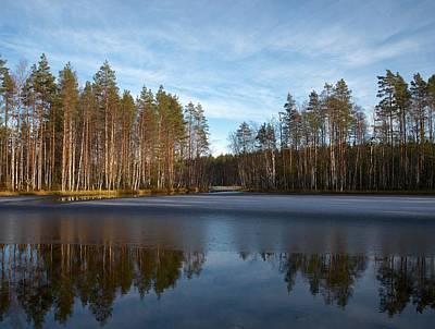 Photograph -  Liesilampi 5 by Jouko Lehto